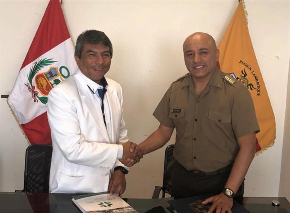 Más de 2 mil beneficiarios podrán atenderse en el Hospital Regional de Lambayeque
